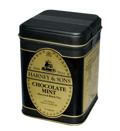 harney and sons chocolate mint tea
