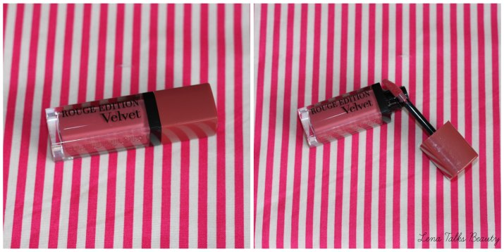 bourjois rouge edition velvet 07 nude-ist