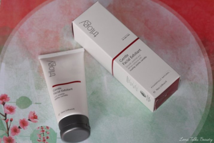 Trilogy Gentle Facial Exfoliant