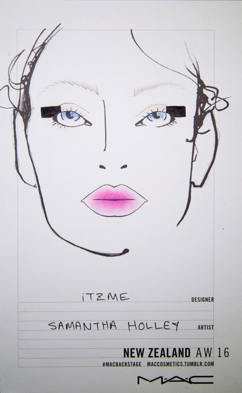 ITZME MAC Cosmetics