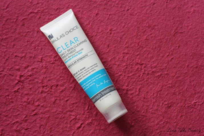 Paula's Choice Clear Benzoyl Peroxide Spot Treatment