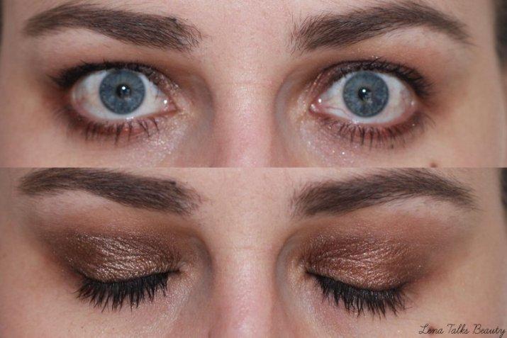 Lena Talks Beauty - Za Perfect Action Mascara smudgeproof