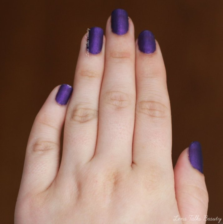 Zoya Savita Matte Velvet Lacquer - Lena Talks Beauty-001