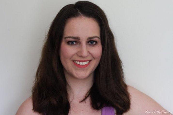 Bourjois makeup - Lena Talks beauty