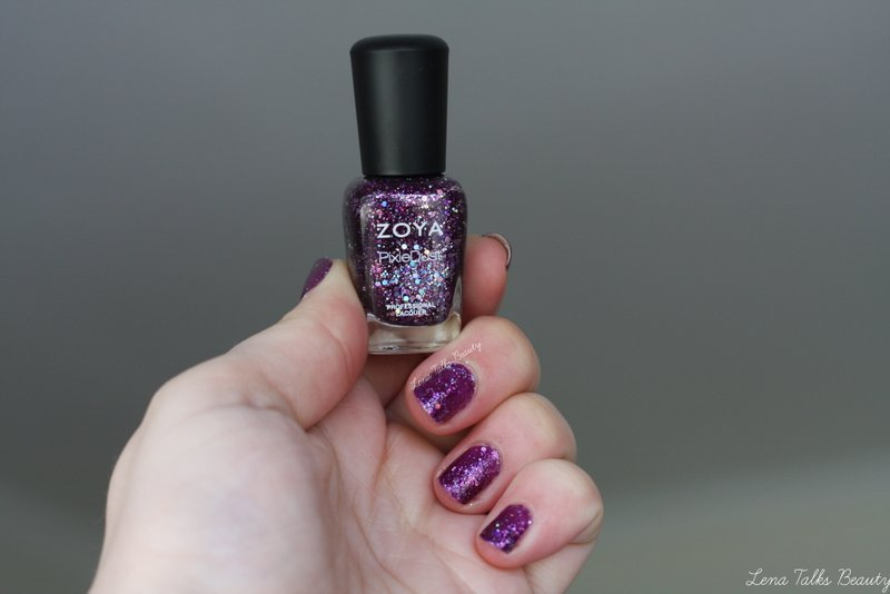 Zoya Thea Pixie Dust Nail Lacquer - Lena Talks Beauty