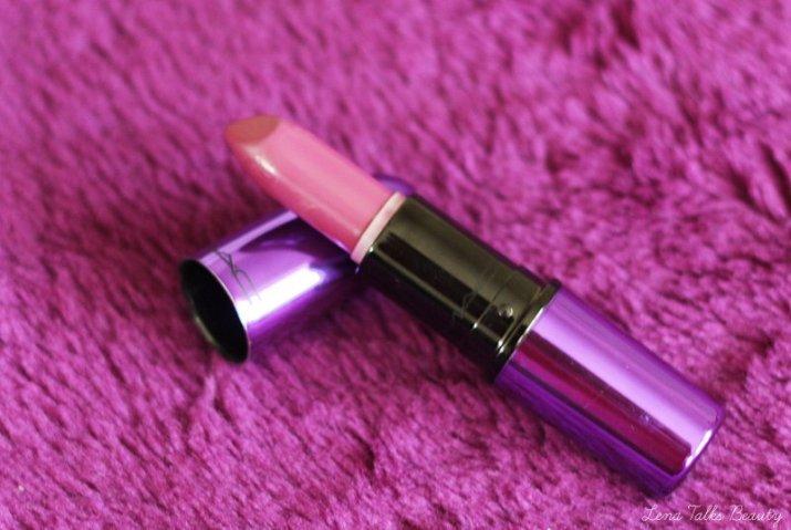 MAC Evening Rendezvous Matte Lipstick - Lena Talks Beauty