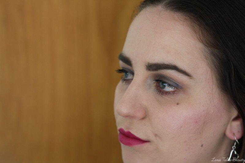 MAC Rebel Lipstick - Lena Talks Beauty