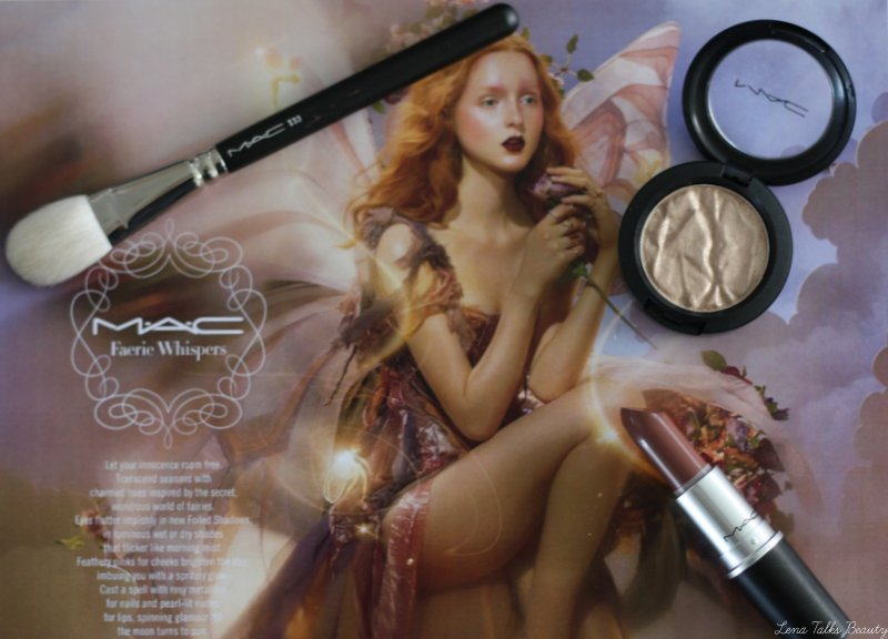 MAC Faerie Whispers - Lena Talks Beauty