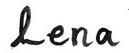 Lena signature
