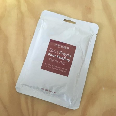 Pureplus Foot Peeling Mask - Lena Talks Beauty