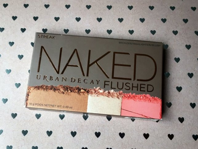 Urban Decay Naked Flushed Palette - Lena Talks Beauty