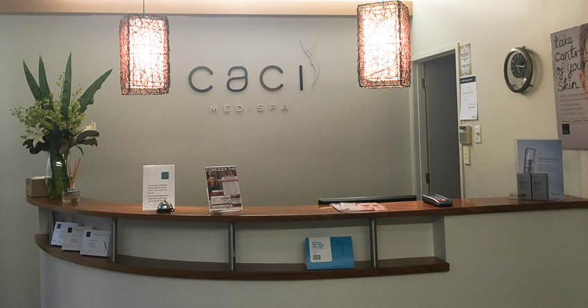 Caci Clinic MediSpa Milford Auckland - Lena Talks Beauty-2