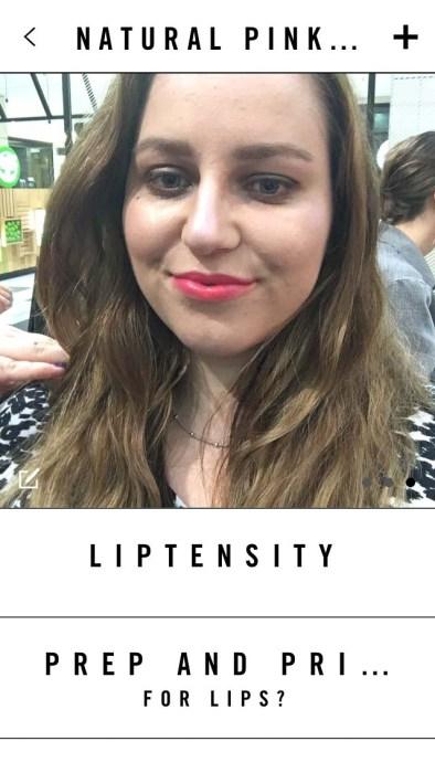 MAC Technique app notes and photos - Lena Talks Beauty