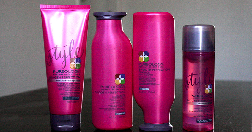 Pureology Smooth Perfection hair care system review