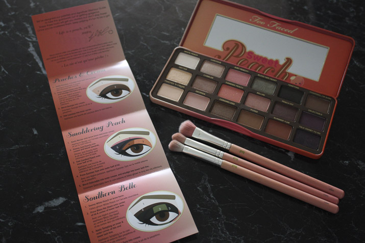 Too Faced Sweet Peach eyeshadow Palette - Lena Talks Beauty (4 of 4)