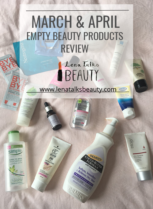 Lena Talks Beauty empty beauty product review, skincare hair and body products - read more