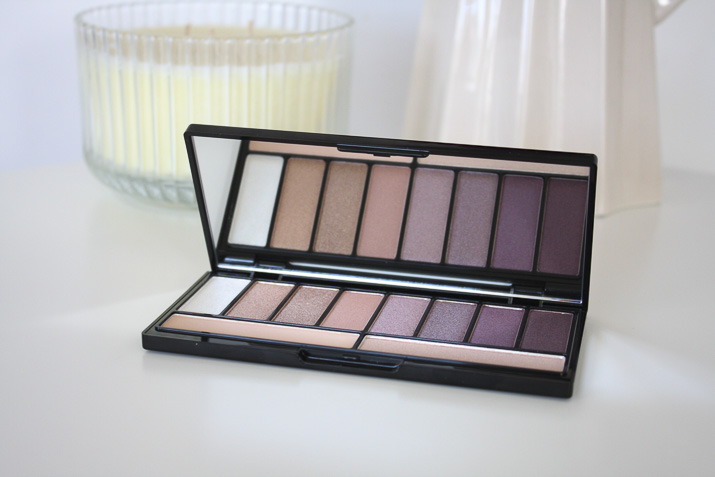 Mecca Max Eyephoria Vivid Impact Palette review by Lena Talks Beauty