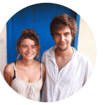 porteurs du projet Centre Echoi Eki