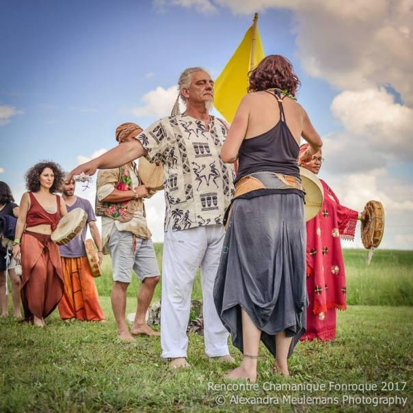 Rencontre chamanique 2012