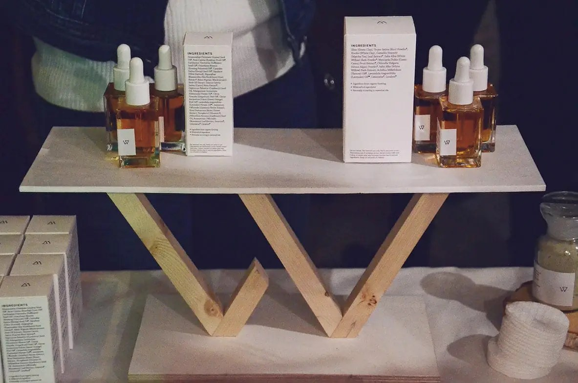 natural and organic skincare, Wild Beauty Apothecary