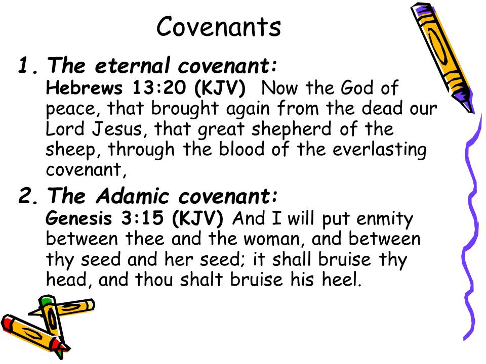 """Genesis 9, the rainbow, the Noahic covenant and """"the curse"""