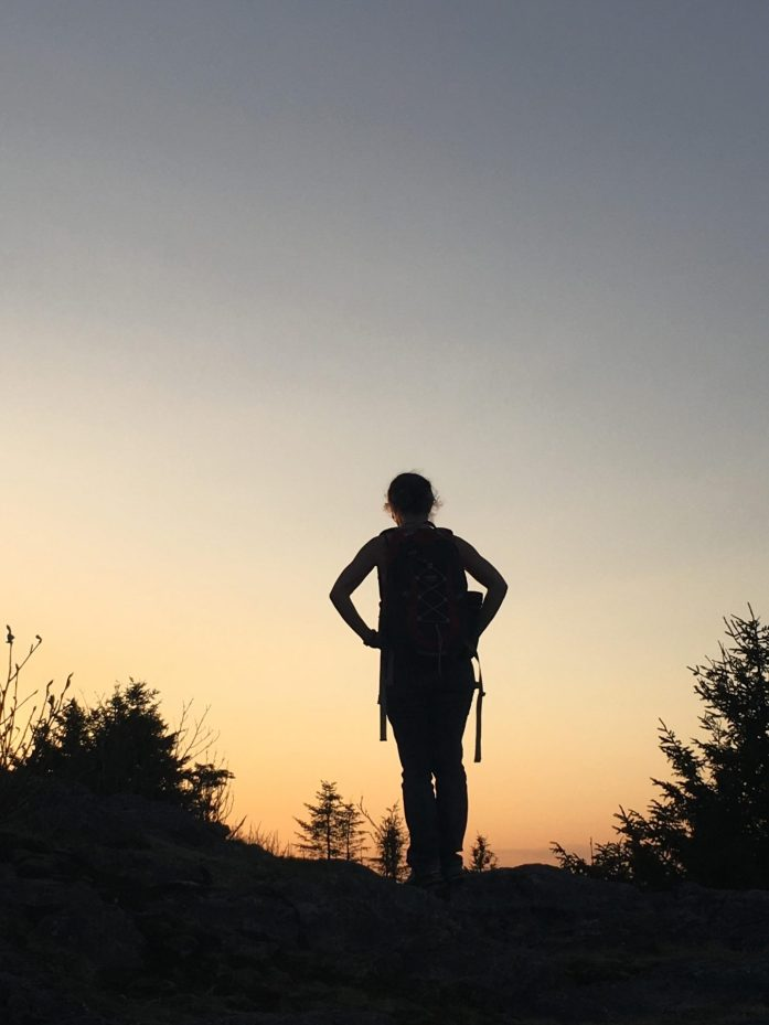 Échappée belle en montagne - camping au sommet du Mont Ham