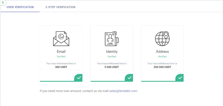 Verification Stages at LendaBit.com: Step-by-Step Manual