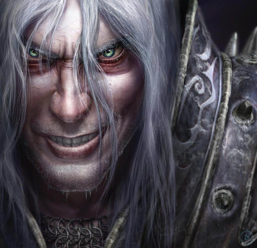 Arthas Menethil | World of WarCraft, WarCraft, wow, azeroth, lore