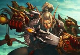 Lorthemar Theron | World of WarCraft, WarCraft, wow, azeroth, lore
