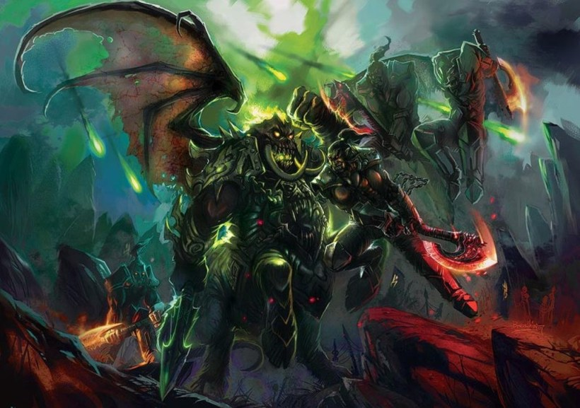 Pit Lord Mannoroth