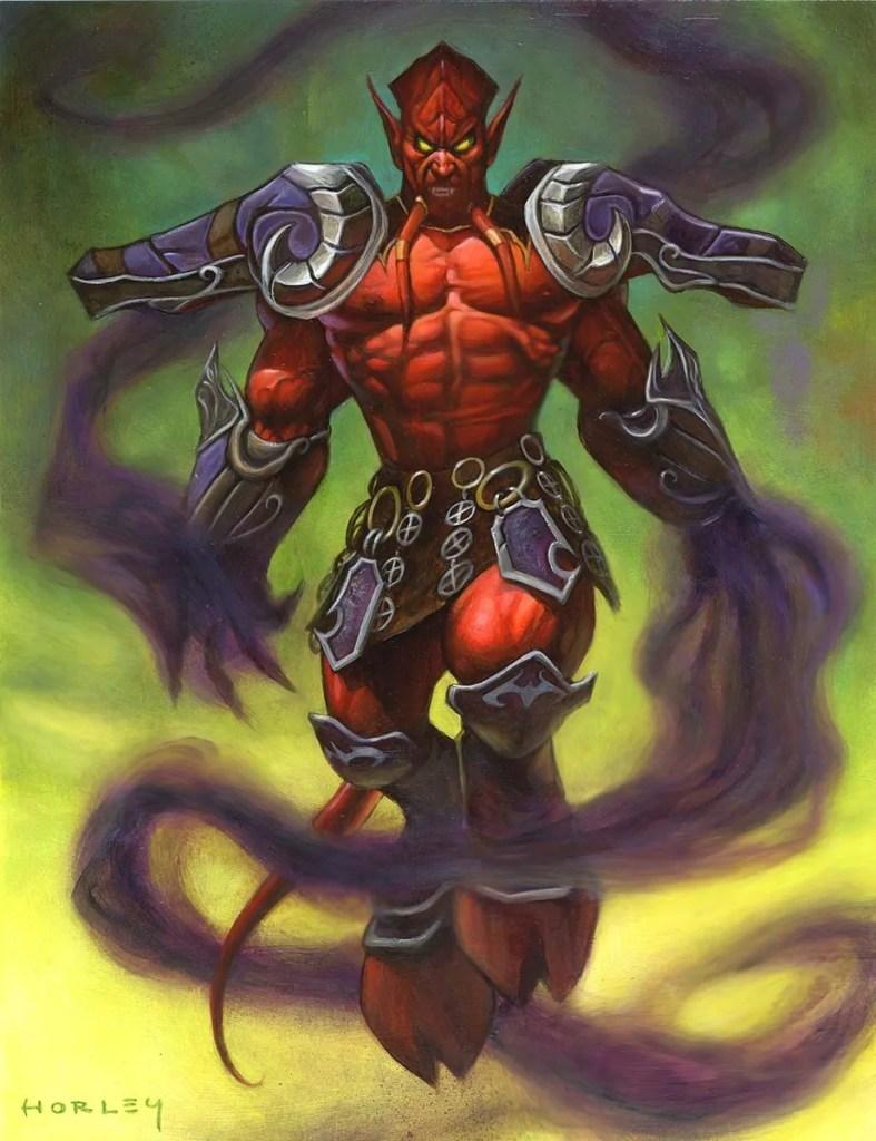Jaraxxus | World of WarCraft, WarCraft, wow, azeroth, lore