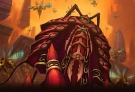 Ahn'Qiraj   World of WarCraft, WarCraft, wow, azeroth, lore