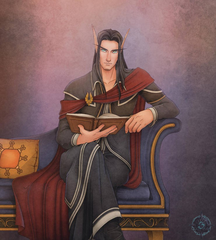 Dar'khan Drathir   World of WarCraft, WarCraft, wow, azeroth, lore