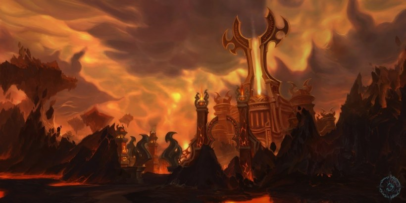 Terras do Fogo | World of WarCraft, WarCraft, wow, azeroth, lore