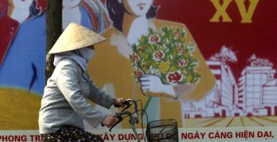 (Ảnh: Hoang Dinh Nam/AFP/Getty Images)
