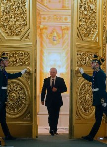 (Ảnh: REUTERS/Sergei Ilnitsky/Pool)