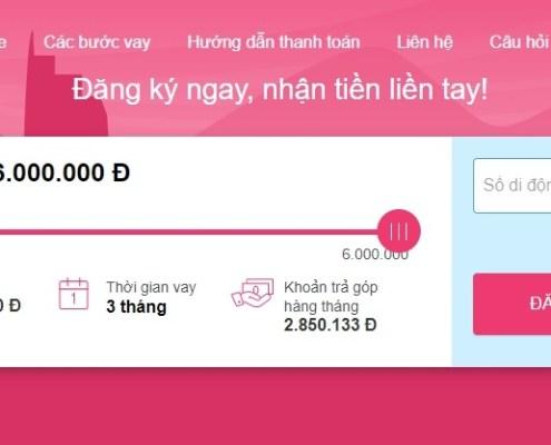 Vay 500-10 Triệu Từ MoneyCat (100% Online) 1