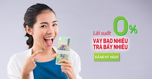 Top 3 Công Ty Cho Vay Tiền Lãi Suất 0% (Online) 2