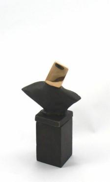 vinprop_den_ forelskede_bronzeskulptur_bronceskulptur_lene_purkaer_stefansen