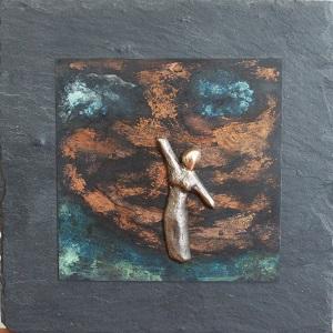 bronzebillede_kunst_bronzeskulptur_lene_purkaer_stefansen_varemaerkebeskyttet_livets_balance