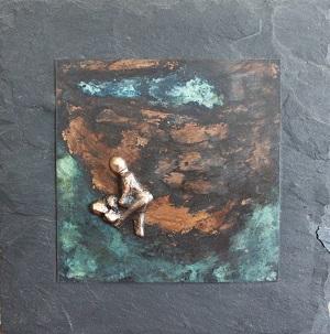 bronzebillede_kunst_bronzeskulptur_lene_purkaer_stefansen_varemaerkebeskyttet_tril_livets_bolde_mod_nye_muligheder