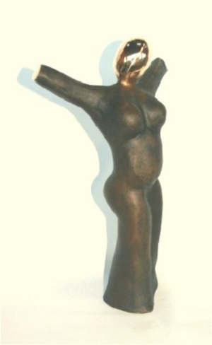 bronzeskulptur_lene_purkaer_stefansen_bronzefigur_kunst_skulpturer_nyd_livets_muligheder