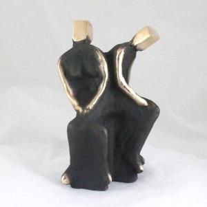 bronzeskulptur_dage_med_moerkt_sind_glaeder_dage_med_lyst_sind_lene_purkaer_stefansen1