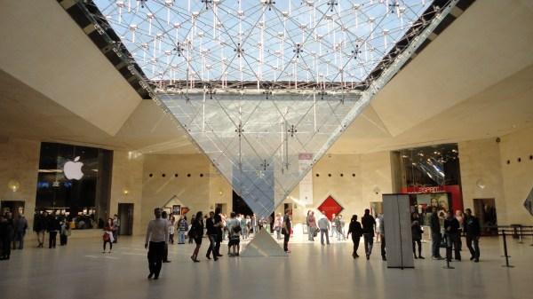 Paris Museu Louvre Lene' Stuff