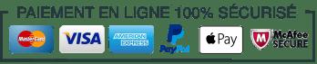 logo ,badge de confiance , trustbadge trust badge Shopify 2