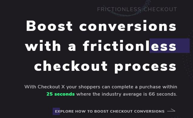 booster ses conversions avec checkout X