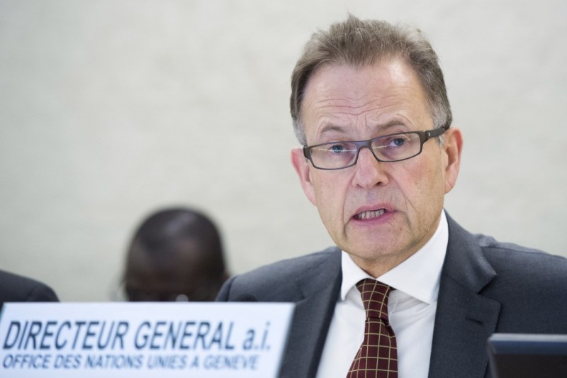 Special Session on the Central African Republic at the Human Rights Council