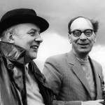"Theatre. ""Conversations"": John Betjeman and Philip Larkin at the Village Players"