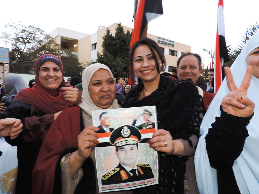 2,000 observers will monitor more than 53 million Egyptian voters