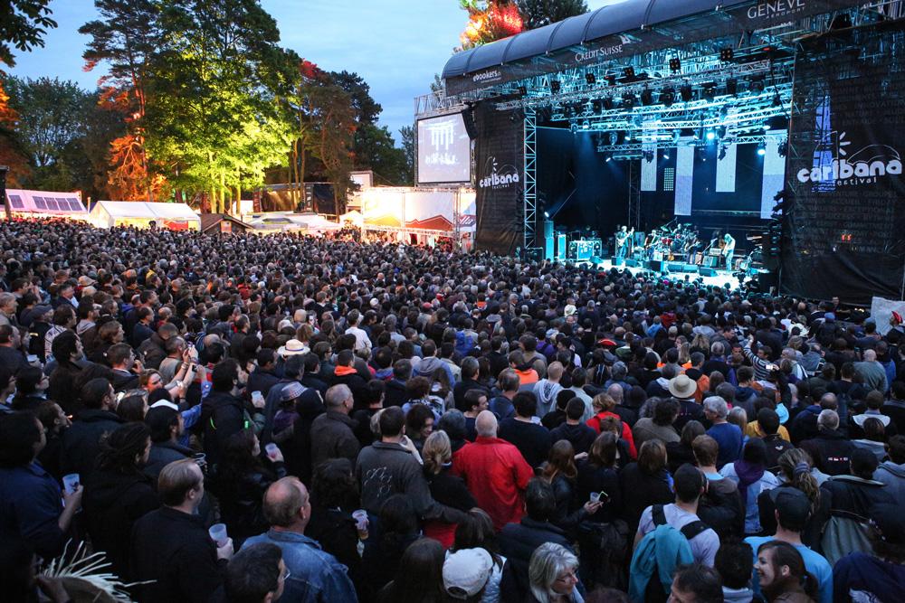 Caribana Music Festival  Photo ©Glenn-Michel
